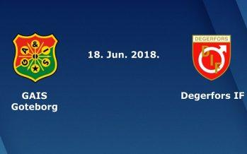 Σουηδία Σουπέρεταν: ΓΚΑΪΣ-Ντέγκερφορς