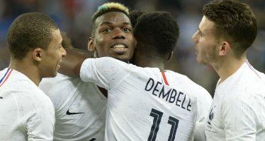 Tσιώκος: Γαλλία και γκολ στο ντέρμπι
