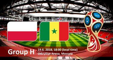 Μουντιάλ 2018 (8ος όμιλος): Πολωνία – Σενεγάλη