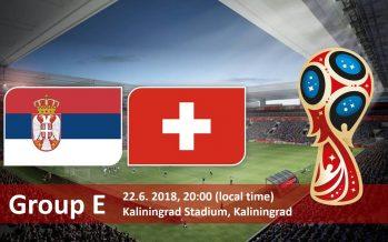 Μουντιάλ 2018 (5ος Όμιλος): Σερβία-Ελβετία