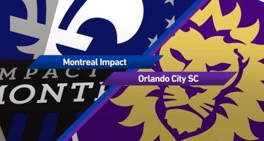 Η.Π.Α MLS: Μόντρεαλ Ίμπακτ-Ορλάντο Σίτι