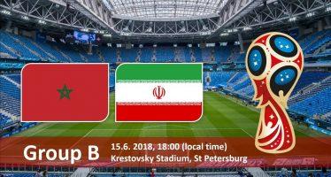 Μουντιάλ 2018 (2ος Όμιλος): Μαρόκο-Ιράν