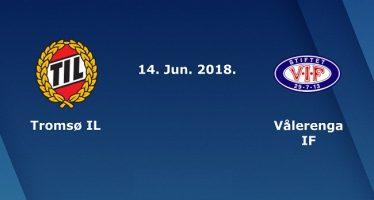 Κύπελλο Νορβηγίας: Τρομσό-Βαλερένγκα