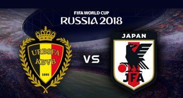 Μουντιάλ 2018 (Φάση των «16»): Βέλγιο – Ιαπωνία