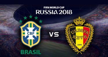 Μουντιάλ 2018 (Προημιτελικός): Βραζιλία – Βέλγιο