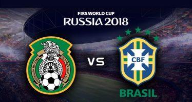 Μουντιάλ 2018 (Φάση των «16»): Βραζιλία – Μεξικό