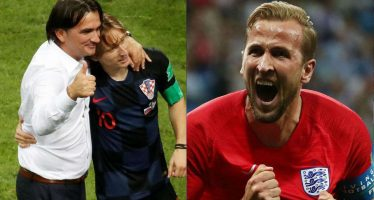 Moυντιάλ 2018 (Hμιτελικός): Κροατία – Αγγλία