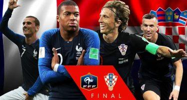 Moυντιάλ 2018 (Τελικός): Γαλλία – Κροατία