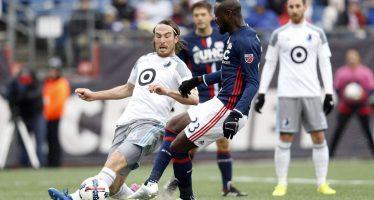 Η.Π.Α. MLS: Μινεσότα Γιουνάιτεντ-Νιου Ίνγκλαντ