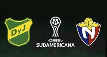 Κόπα Σουνταμερικάνα 2ος γύρος: Ελ Νασιονάλ Κίτο-Ντεφένσα Χουστίσια