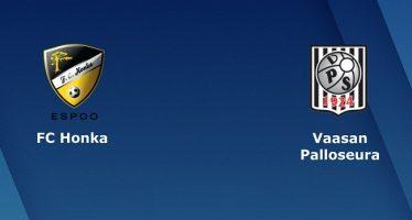 Φινλανδία Βεϊκαουσλίγκα: Χόνκα-Βάασα