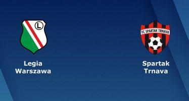 Τσάμπιονς Λιγκ 2ος Προκριματικός Γύρος: Λέγκια Βαρσοβίας-Σπάρτακ Τρνάβα