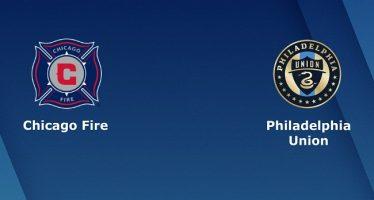 Η.Π.Α. MLS: Σικάγο-Φιλεδάλφεια Γιούνιον