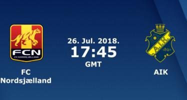Γιουρόπα Λιγκ 2ος Προκριματικός Γύρος: ΑΪΚ-Νόρτζελαντ