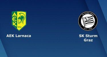 Γιουρόπα Λιγκ 3ος Προκριματικός Γύρος: ΑΕΚ Λάρνακας-Στουρμ Γκρατς