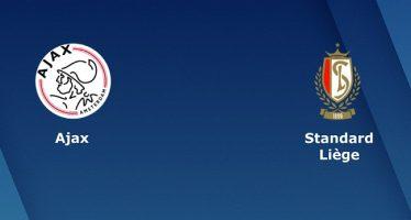 Τσάμπιονς Λιγκ 3ος Προκριματικός Γύρος: Άγιαξ-Σταντάρ Λιέγης
