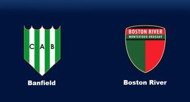 Κόπα Σουνταμερικάνα 2ος γύρος: Μπάνφιλντ-Μπόστον Ρίβερ