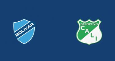 Κόπα Σουνταμερικάνα 2ος γύρος: Μπολίβαρ-Ντεπορτίβο Κάλι