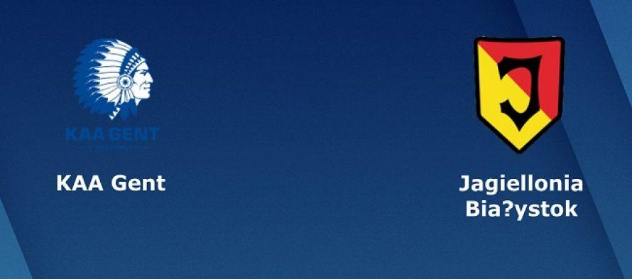 Γιουρόπα Λιγκ 3ος προκριματικός γύρος: Γάνδη-Γιαγκελόνια