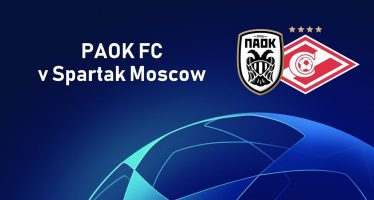 Τσάμπιονς Λιγκ 3ος Προκριματικός Γύρος: ΠΑΟΚ-Σπάρτακ Μόσχας