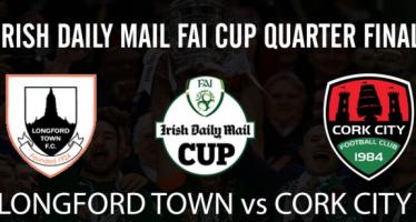 Ιρλανδία Κύπελλο: Λόνγκφορντ-Κορκ Σίτι