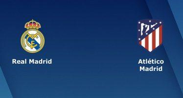 Ισπανία Λα Λίγκα: Ρεάλ Μαδρίτης-Ατλέτικο Μάδριτης