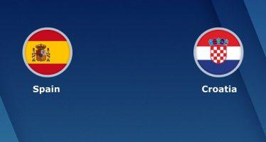 Νέισιονς Λιγκ 4ος Όμιλος (Α): Ισπανία-Κροατία