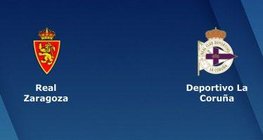 Ισπανία Κόπα ντελ Ρέι: Ρεάλ Σαραγόσα-Λα Κορούνια
