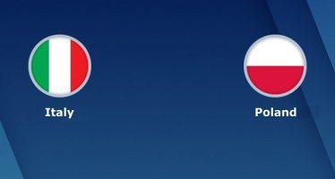 Νέισιονς Λιγκ Λιγκ 3ος Όμιλος (Α): Ιταλία-Πολωνία