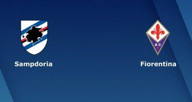 Ιταλία Σέριε Α: Σαμπντόρια-Φιορεντίνα