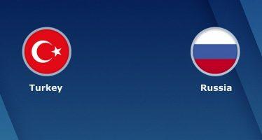 Νέισιονς Λιγκ 2ος Όμιλος (Β): Τουρκία-Ρωσία