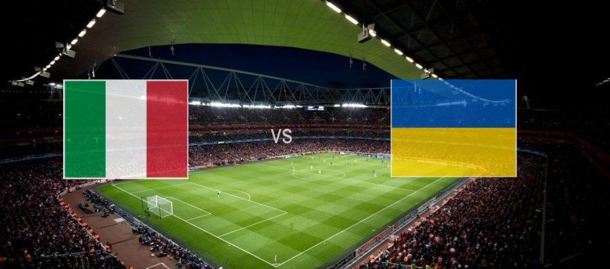 Διεθνές Φιλικό: Ιταλία-Ουκρανία