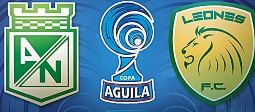 Κολομβία Ημ. Κυπέλλου: Ατλέτικο Νασιονάλ-Λεόνες
