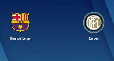 Τσάμπιονς Λιγκ 2ος Όμιλος: Μπαρτσελόνα-Ίντερ