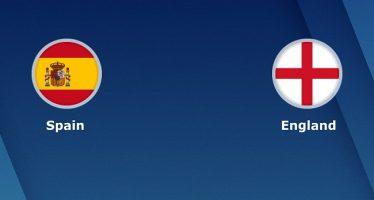 Νέισιονς Λιγκ 4ος Όμιλος (Α): Ισπανία-Αγγλία