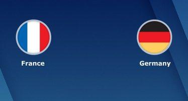 Νέισιονς Λιγκ 1ος Όμιλος (Α): Γαλλία-Γερμανία