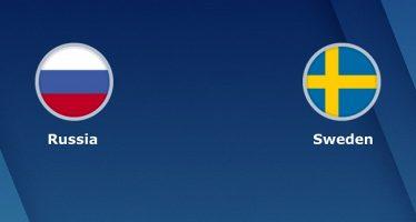 Νέισιονς Λιγκ 2ος Όμιλος (Β): Ρωσία-Σουηδία