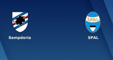 Ιταλία Σέριε Α: Σαμπντόρια-Σπαλ