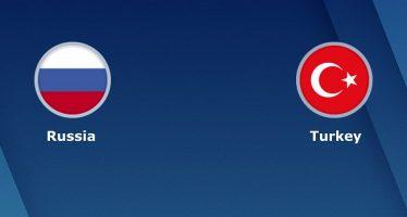 Νέισιονς Λιγκ 2ος Όμιλος (Β): Ρωσία-Τουρκία