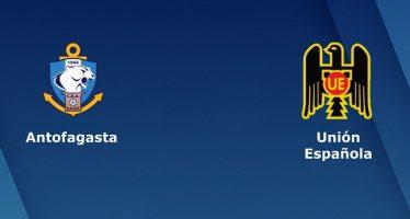 Χιλή Πριμέρα Ντιβιζιόν: Αντοφαγκάστα-Ουνιόν Εσπανιόλα