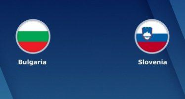 Νέισιονς Λιγκ 3ος όμιλος (Γ): Βουλγαρία-Σλοβενία