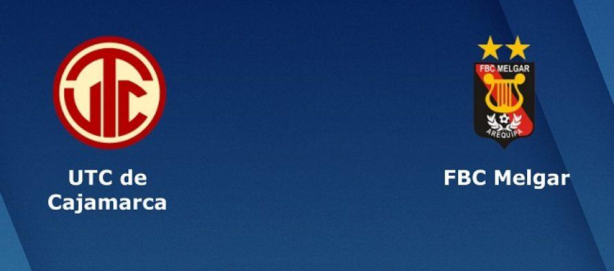 Περού Πριμέρα Ντιβιζιόν: Καχαμάρκα-Μέλγκαρ