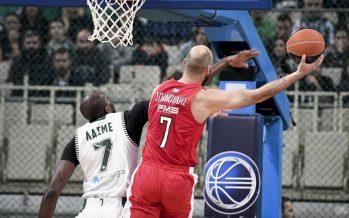 Euroleague: Δοκιμασίες στην Ισπανία για Ολυμπιακό και Παναθηναϊκό