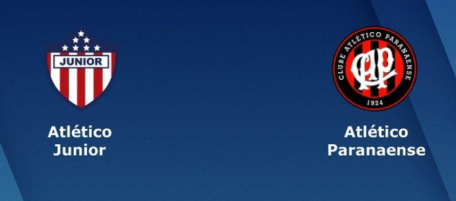Κόπα Σουνταμερικάνα Τελικός: Ατλέτικο Τζούνιορ-Ατλέτικο Παραναένσε