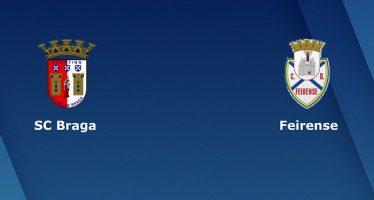 Πορτογαλία Πριμέιρα Λίγκα: Μπράγκα-Φεϊρένσε