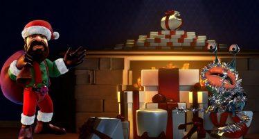 Santa Slots is coming to town: Μεγάλα έπαθλα στο τουρνουά του Casino του Stoiximan.gr!