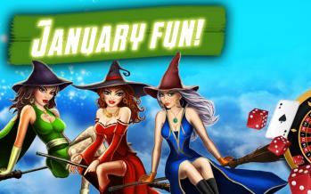 January Fun στο Casino του Stoiximan.gr