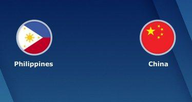 Πανασιατικό Κύπελλο Γ' Όμιλος: Φιλιππίνες-Κίνα