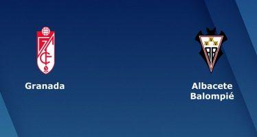 Ισπανία Σεγούντα Ντιβιζιόν: Γρανάδα-Αλμπαθέτε