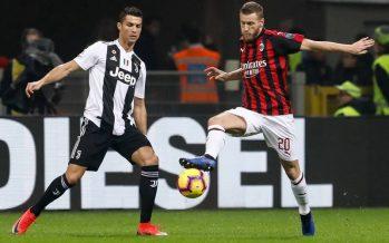Γιουβέντους-Μίλαν: Ποιος θα φτάσει στο 8ο Supercoppa Ιταλίας;